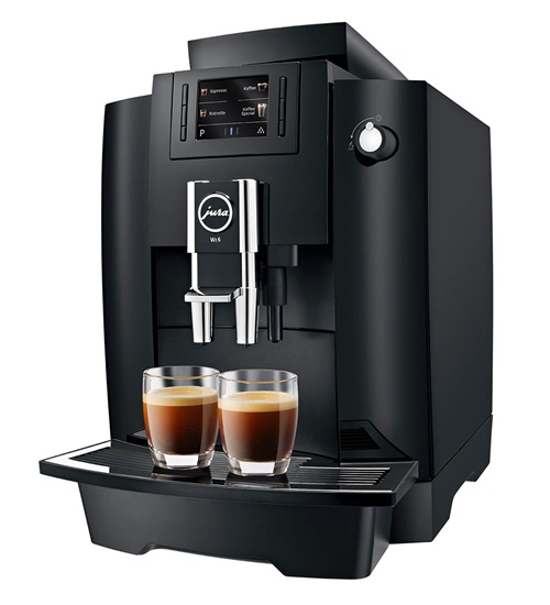 Jura WE6 coffee vending machine